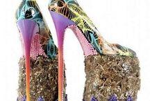 crazy high heeled.....