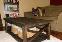 DIY Furniture** / by Kerry Kennedy