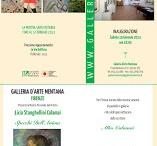 """Galleria d'Arte Mentana Firenze / GALLERIA D'ARTE MENTANA FIRENZE P.zza Mentana, 2/3  50122 Firenze  tel. +39 055/211985 galleriamentana@galleriamentana.it www.galleriamentana.it   Rassegna: """"Valori di continuità.""""  Opening: sabato 12 dicembre 2015 ore 17.30   Scheda mostra: Nome della galleria: Galleria d'Arte """"Mentana"""" Indirizzo: Piazza Mentana, 2/3r – FIRENZE Titolo della Mostra: """"Valori di continuità."""""""