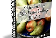 Gluten Free Diva Programs / Ditch the bloat and headaches and joint pain and digestive issues. Sleep better and get a handle once and for all on the food intolerances that are keeping you from doing the things you want to do.  / by Gluten Free Diva #1