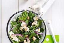 COOKING: salades