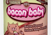 bacon stuff / by Diane Cox
