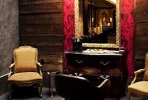 Lash/makeup room / by Samantha Owens