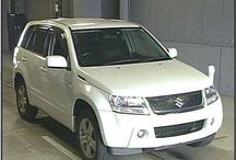 Suzuki Escudo 2006 Pearl - Buy cars directly from Japan at lower costs / Refer:Ninki26496 Make:Suzuki Model:Escudo Year:2006 Displacement:2700 CC Steering:RHD Transmission:AT Color:Pearl FOB Price:6,800 USD Fuel:Gasoline Seats  Exterior Color:Pearl Interior Color:Gray Mileage:103,000 KM Chasis NO:TD94W-101974 Drive type  Car type:Suv