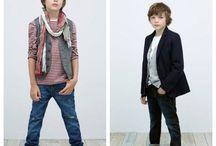 Moda infantil menino