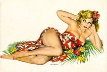PIn Up Referencia