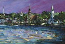 Forever holding a piece of my heart.... / Mahone Bay, NS