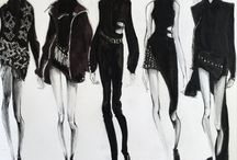 wow fashion illustration