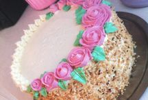 My cakes / love to bake cakes