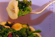 Cime di Rapa (ricetta cliccando link) / La verdura Regina della Puglia in tante preparazioni tradizionali e non