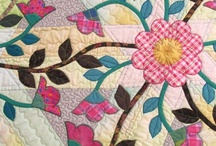 Sewing.quilts etc / by Lola Bennion