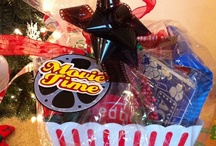 Great gift idea. Include popcorn, candy, a soda & a DVD or movie tickets.
