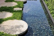 Green spaces design
