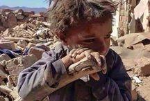 Very sad things..War!