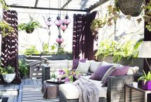 Outdoor Spaces / by Stacey Finkel