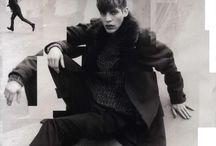 Fashion Editorial: Mens Testing