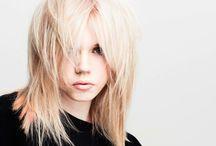 Long hair / Long hairstyles