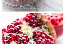 Pomegranate deseeding