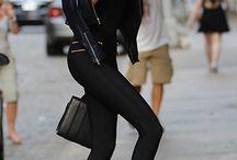 All black   OTTO / I'll stop wearing black when they invent a darker color. Laat je inspireren door OTTO's pinterest board met outfits met zwarte kleding!