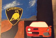 #LamboSketch / Pick a Lamborghini and let's try to draw! This is a tribute to the Lamborghini's Design, a collection of sketches that people post on Social Media by using #LamboSketch.