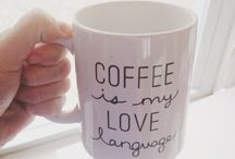 Mugs/Cups/Glasses/Coffee/Tea/Wine!!! / by Yvonne Brown
