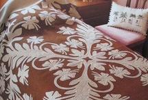 Quilts - Hawaiian
