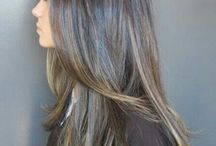 Hairstyle / by MamboyMara Gris Raya