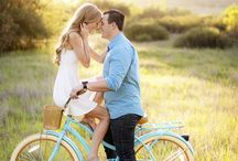 Bicycle wedding