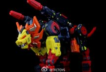 Project Ares TFC Toys