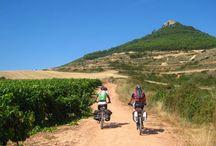 Camino de Santiago - Cycling