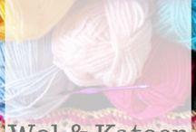 Wol en Katoen, scheepjeswol / Nieuwe soorten katoen, wol en nog meer