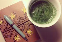 O meu suco / Suco verde para começar o dia cheio de energia!