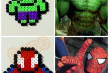 Superheroes & Marvel