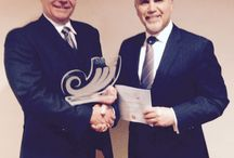 Niagara Entrepeneur of the Year Awards 2014 / Environmental Enterprise award was presented to Imbibitive Technologies, manufacturers of IMBIBER BEADS®