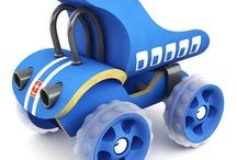 Hračky / Zajímavé hračky pro děti.