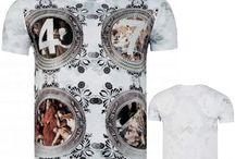 Heren 47 White T-Shirt