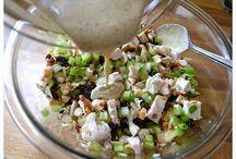 chicken salad ideas