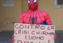 Spider-Man Italy