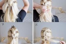 60 hair styles in 3 mins