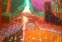 Peinture : David Hockney