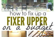 Fixer Upper stuff