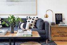 Living room - modern ideas
