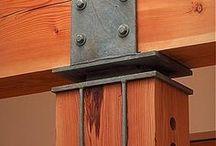 imbinari lemn+metal