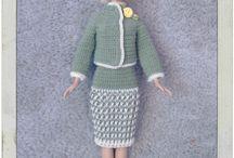 Barbie - Mimi's Crochet Corner