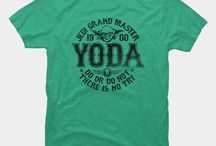 Star Wars T-shirst / This designs are officially licensed by Star Wars and features .