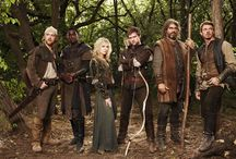 Favorite TV: BBC's Robin Hood / by Marilyn Zimmers
