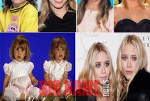 Then and now full house