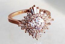 ring collection / by Dana Humaidan