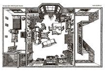 221B Baker Street / by Ann Goodwin