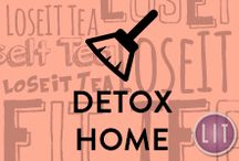 Detox Home / You can't really fix outdoor environmental pollution (at least, not on your own). But the good news is you can detox your home. This board will show you how to naturally detoxify your indoor air & enjoy better health!